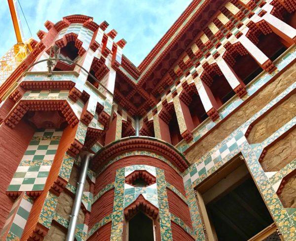 Casa Vicens Gaudí Barcelona 1